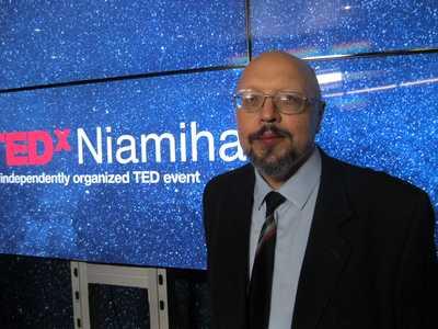 Ведущий вебинара Юрий Смирнов